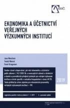 Ekonomika a účetnictví veřejných výzkumných institucí