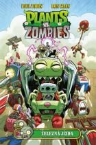 Plants vs. Zombies – Železná jízda