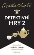 Christie: Detektivní hry 2 (Černá káva, A pak už tam nezbyl ani jeden, Poslední víkend)