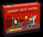 Opráski sčeskí historje - karetní hra Karedňí hra, kerá změňila ďejini