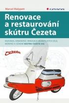 Renovace a restaurování skútru Čezeta