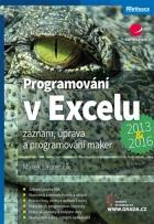 Programování v Excelu 2013 a 2016