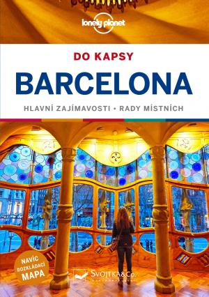 Průvodce Barcelona do kapsy