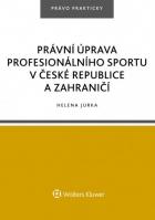 Právní úprava profesionálního sportu v České republice a zahraničí