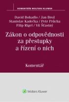 Zákon o odpovědnosti za přestupky a řízení o nich (250/2016) Sb. - komentář