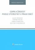 GDPR a žádost podle stošestky v praxi obcí
