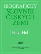 Biografický slovník českých zemí (Hav-Hel) 23.díl