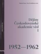 Dějiny československé akademie věd I (1952-1962)