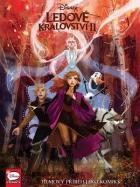 Ledové království II – filmový příběh jako komiks