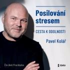 Posilování stresem - Cesta k odolnosti - audioknihovna