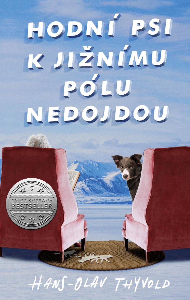 Hodní psi k jižnímu pólu nedojdou