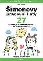 ŠPL 27 - Pohádková grafomotorika pro malé předškoláky
